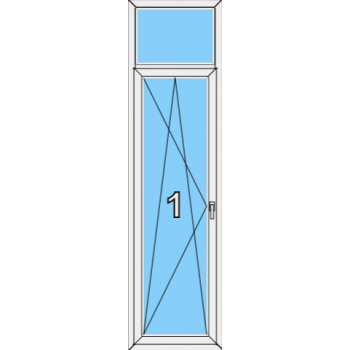 Балконная дверь Rehau Delight Тип 0008